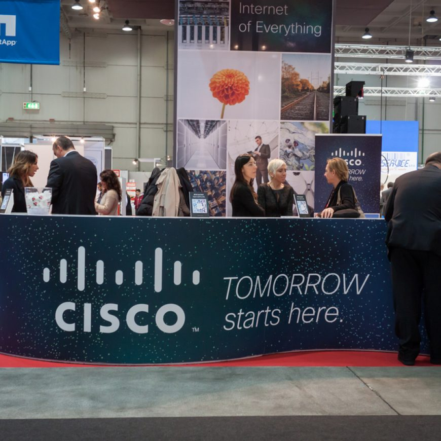 Cisco Live: Tech, Networking & Exploration