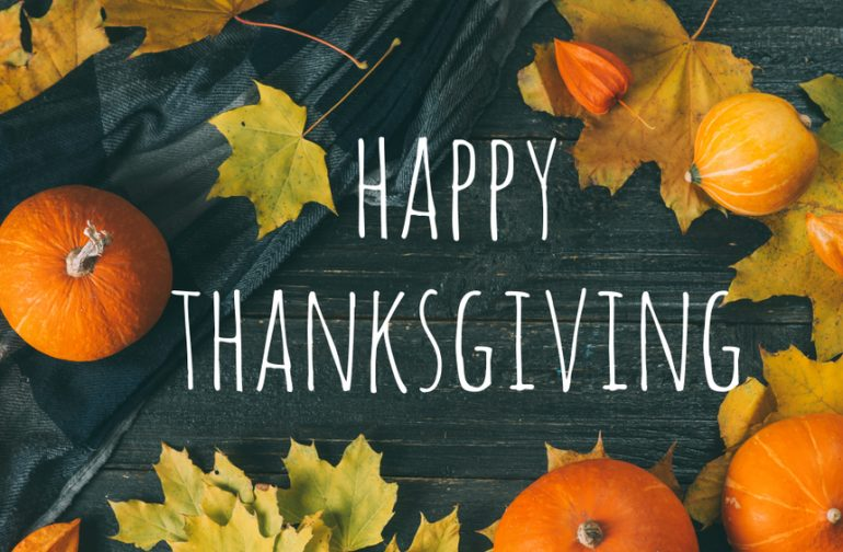 Happy Thanksgiving from the EDGE360 Team!