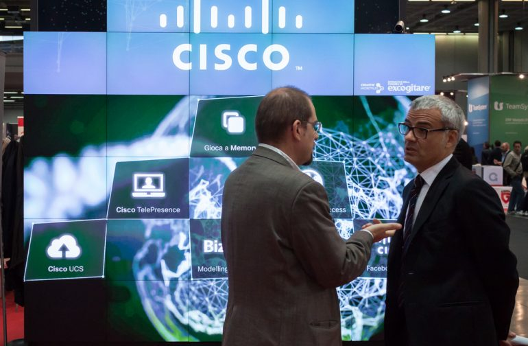 Cisco Partner Summit 2018: We Are All In and Leading Together