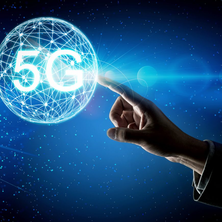 The Race to Building a 5G Wireless Network