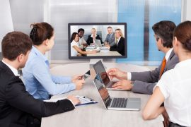 Collaboration Technology Allows 70 Percent of People to Work Remotely Across the Globe