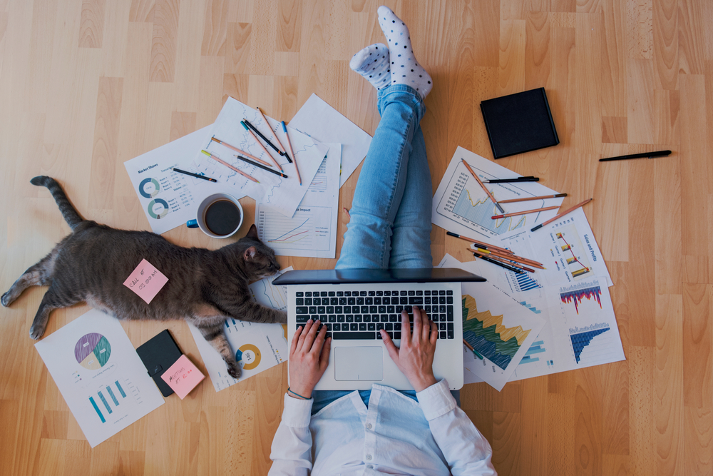 Working from Home in the Time of COVID-19: How to Make the Leap